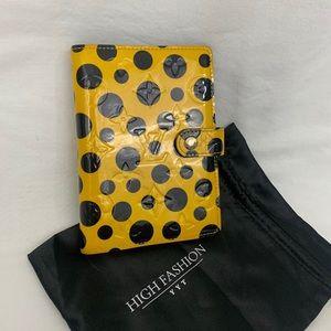 "💛Louis Vuitton ""Infinity dots"" agenda pm"